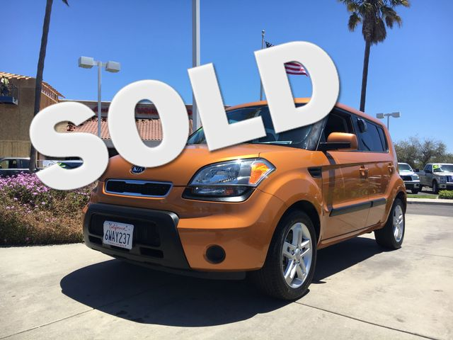 2011 Kia Soul  Youll have change leftover when filling up this fuel efficient ride VIN KNDJT2