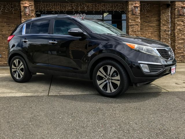 2011 Kia Sportage EX The CARFAX Buy Back Guarantee that comes with this vehicle means that you can