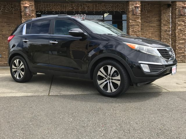 2011 Kia Sportage EX New Price Black Cherry 2011 Kia Sportage EX FWD 6-Speed Automatic 24L I4 DG