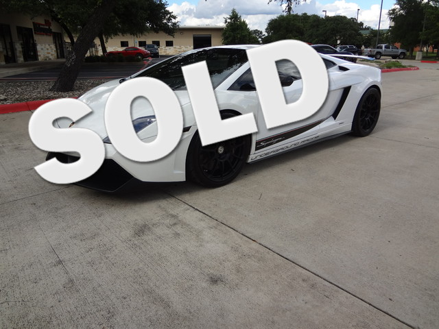2011 Lamborghini Gallardo Superleggera Austin , Texas 0