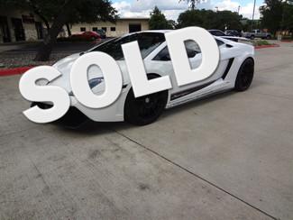 2011 Lamborghini Gallardo Superleggera Austin , Texas