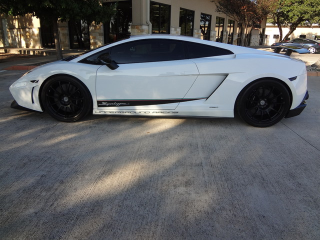 2011 Lamborghini Gallardo Superleggera Austin , Texas 2