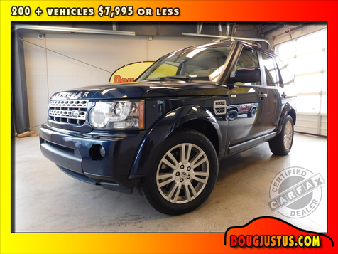 2011 Land Rover LR4 LUX in Airport Motor Mile ( Metro Knoxville ), TN
