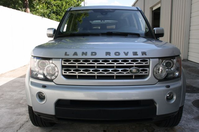 2011 Land Rover LR4 LUX Houston, Texas 0