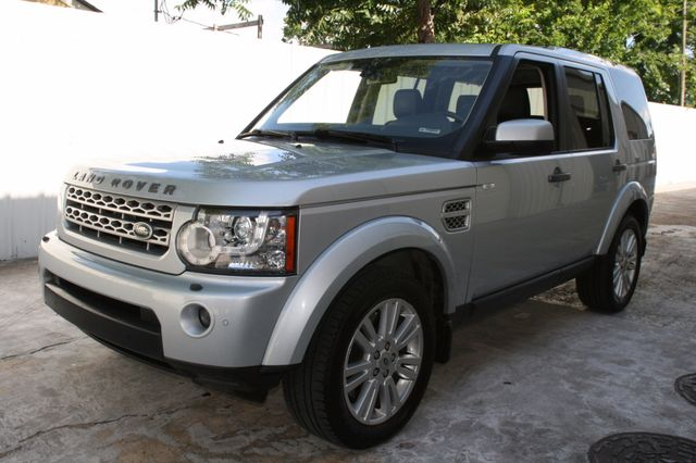 2011 Land Rover LR4 LUX Houston, Texas 1