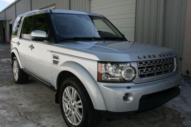 2011 Land Rover LR4 LUX Houston, Texas 2