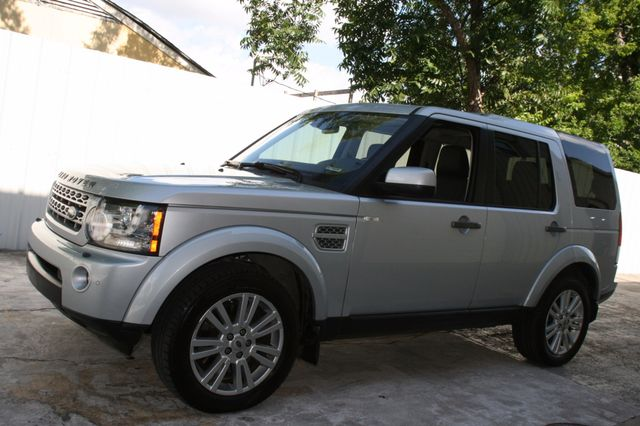 2011 Land Rover LR4 LUX Houston, Texas 3