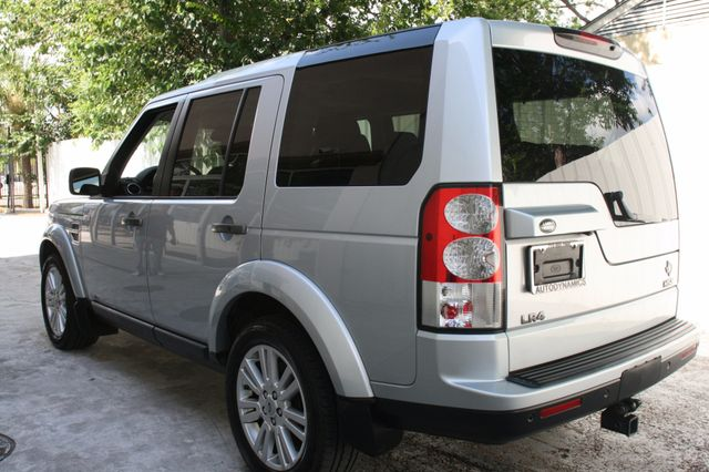 2011 Land Rover LR4 LUX Houston, Texas 4