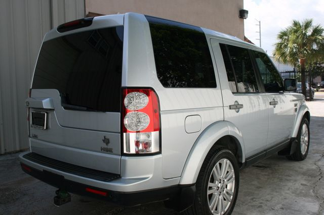 2011 Land Rover LR4 LUX Houston, Texas 6