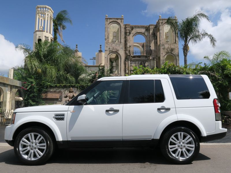2011 Land Rover LR4 HSE in Houston Texas