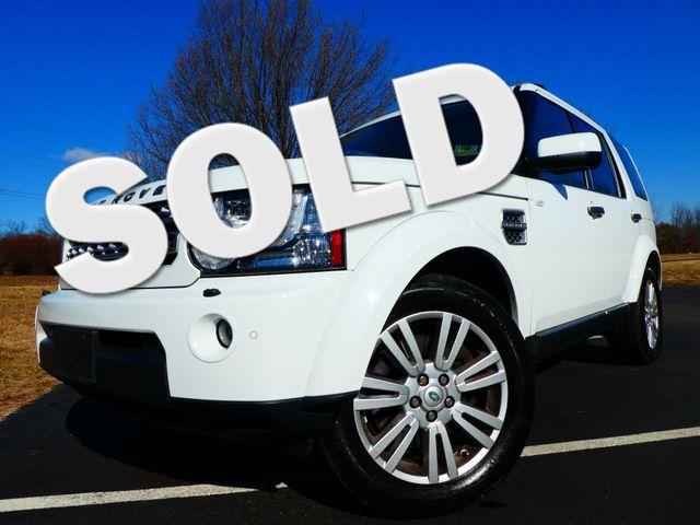 2011 Land Rover LR4 LUX Leesburg, Virginia 0