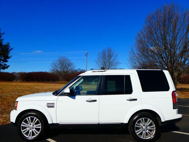 2011 Land Rover LR4 LUX Leesburg, Virginia 5
