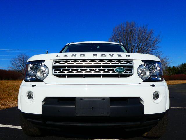 2011 Land Rover LR4 LUX Leesburg, Virginia 6