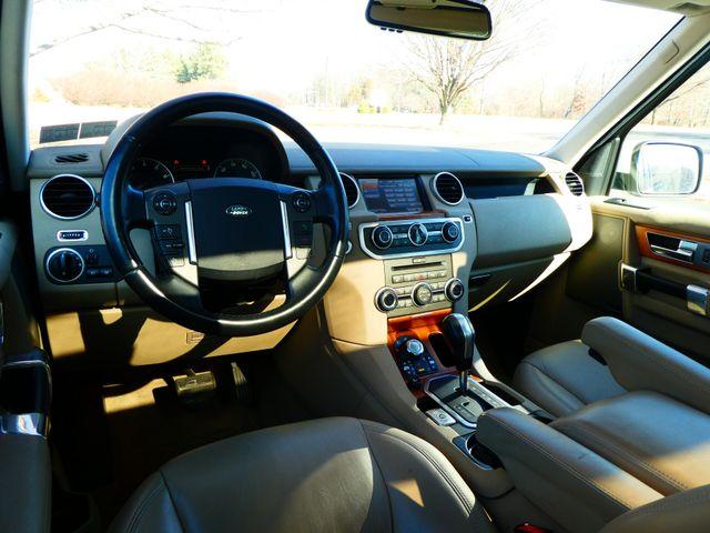 2011 Land Rover LR4 LUX Leesburg, Virginia 17