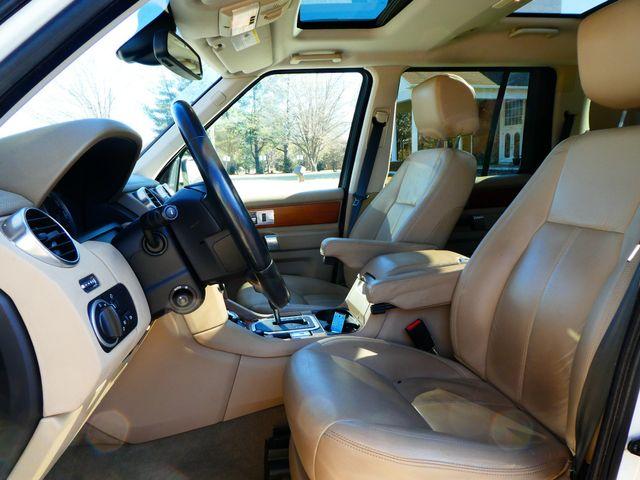2011 Land Rover LR4 LUX Leesburg, Virginia 15