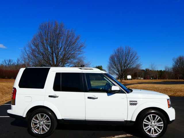 2011 Land Rover LR4 LUX Leesburg, Virginia 4