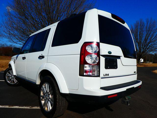 2011 Land Rover LR4 LUX Leesburg, Virginia 2