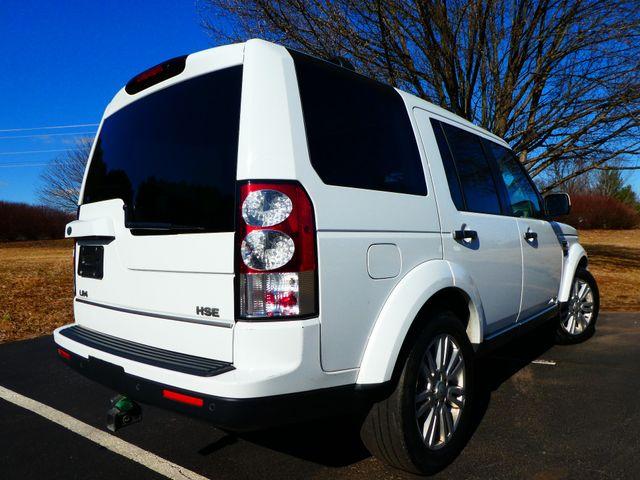 2011 Land Rover LR4 LUX Leesburg, Virginia 3