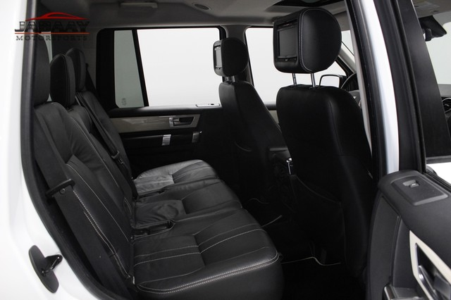 2011 Land Rover LR4 HSE Metropolis LE Merrillville, Indiana 15