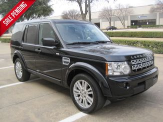 2011 Land Rover LR4 HSE, 1 Owner, Black Beauty, X/nice, Must See Plano, Texas