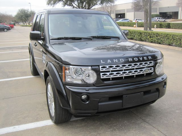 2011 Land Rover LR4 HSE, 1 Owner, Black Beauty, X/nice, Must See Plano, Texas 1
