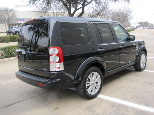2011 Land Rover LR4 HSE, 1 Owner, Black Beauty, X/nice, Must See Plano, Texas 11