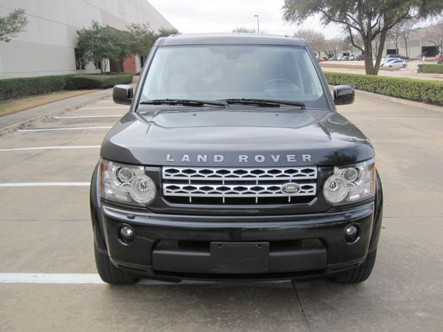 2011 Land Rover LR4 HSE, 1 Owner, Black Beauty, X/nice, Must See Plano, Texas 2