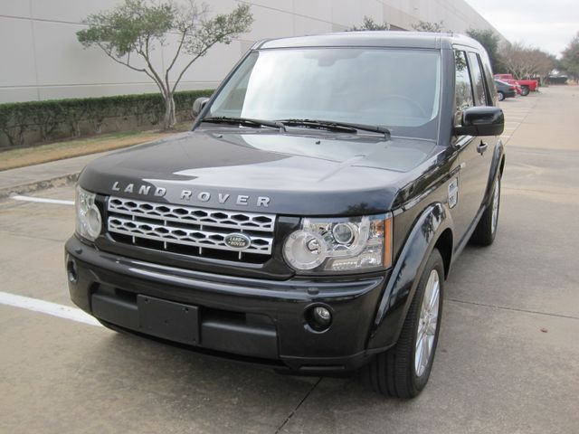 2011 Land Rover LR4 HSE, 1 Owner, Black Beauty, X/nice, Must See Plano, Texas 3
