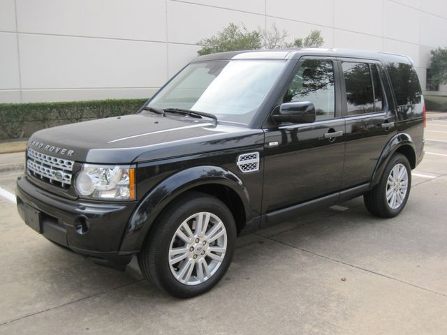 2011 Land Rover LR4 HSE, 1 Owner, Black Beauty, X/nice, Must See Plano, Texas 4