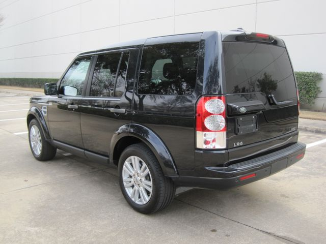 2011 Land Rover LR4 HSE, 1 Owner, Black Beauty, X/nice, Must See Plano, Texas 7