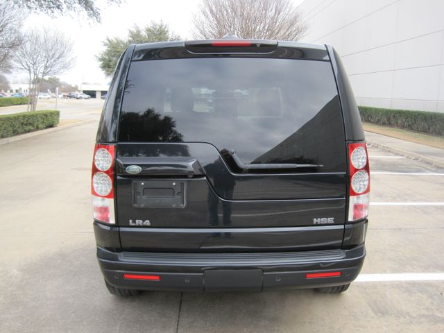 2011 Land Rover LR4 HSE, 1 Owner, Black Beauty, X/nice, Must See Plano, Texas 9