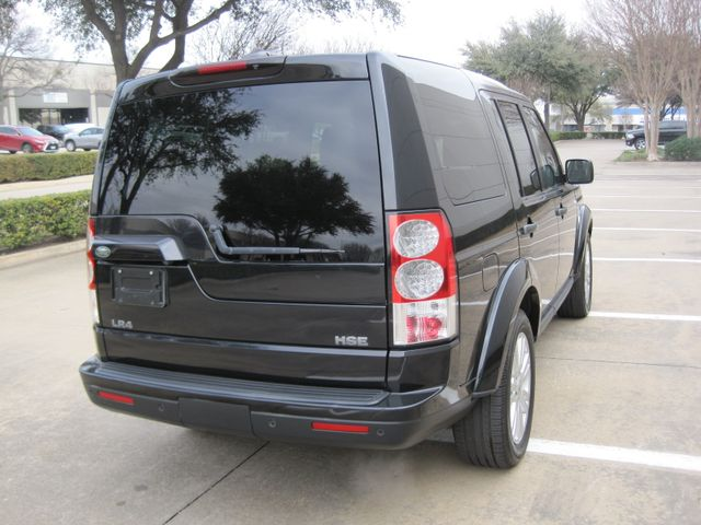 2011 Land Rover LR4 HSE, 1 Owner, Black Beauty, X/nice, Must See Plano, Texas 10