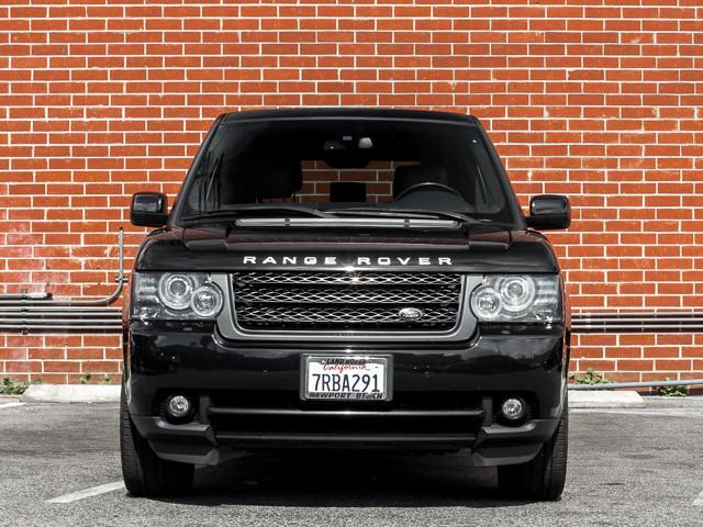 2011 Land Rover Range Rover HSE Burbank, CA 1