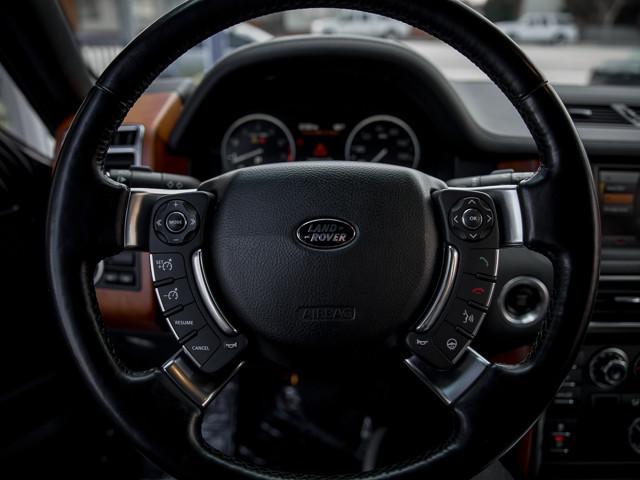 2011 Land Rover Range Rover HSE Burbank, CA 24