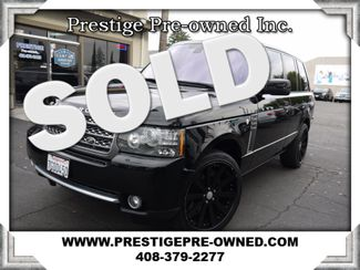 2011 Land Rover Range Rover SC  in Campbell CA
