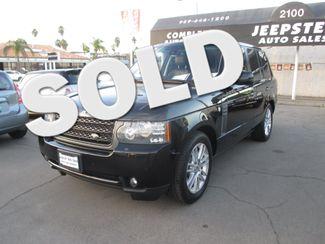 2011 Land Rover Range Rover HSE Luxury Costa Mesa, California