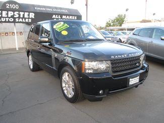 2011 Land Rover Range Rover HSE Luxury Costa Mesa, California 2