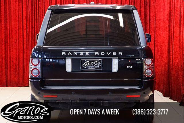 2011 Land Rover Range Rover HSE Daytona Beach, FL 4