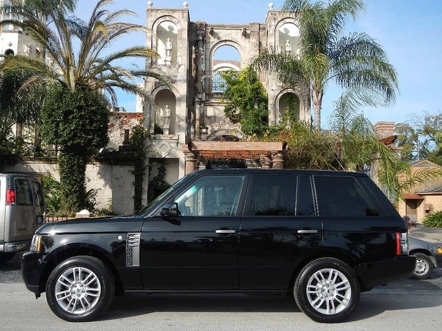 2011 Land Rover Range Rover HSE in Houston Texas