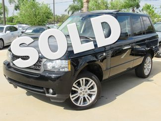 2011 Land Rover Range Rover HSE LUX   Houston, TX   American Auto Centers in Houston TX