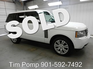 2011 Land Rover Range Rover HSE LUX in Memphis Tennessee