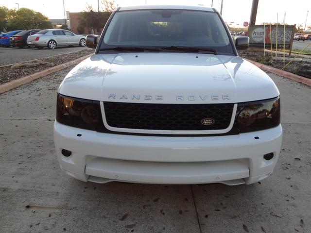 2011 Land Rover Range Rover Sport HSE Austin , Texas 10