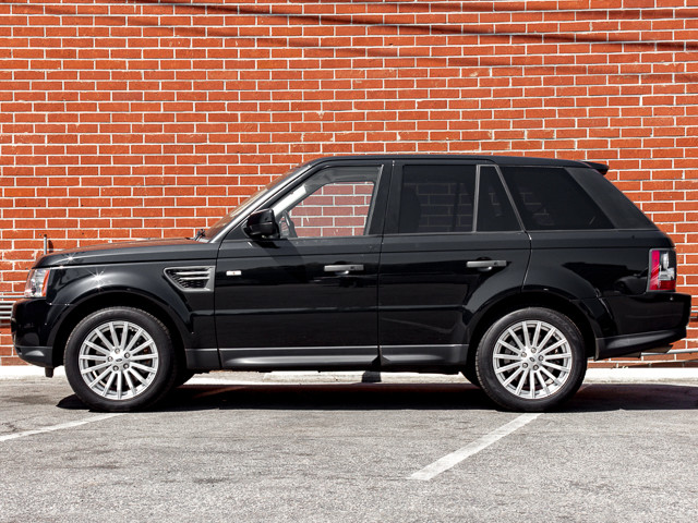 2011 Land Rover Range Rover Sport HSE Burbank, CA 7
