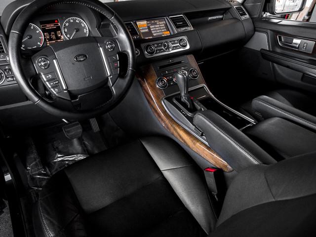 2011 Land Rover Range Rover Sport HSE Burbank, CA 9