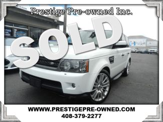 2011 Land Rover Range Rover Sport HSE LUX *4 NEW TIRES*-AWD-LOADED  in Campbell CA