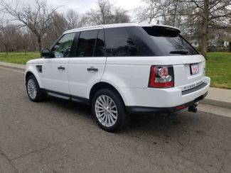 2011 Land Rover Range Rover Sport HSE Chico, CA 4