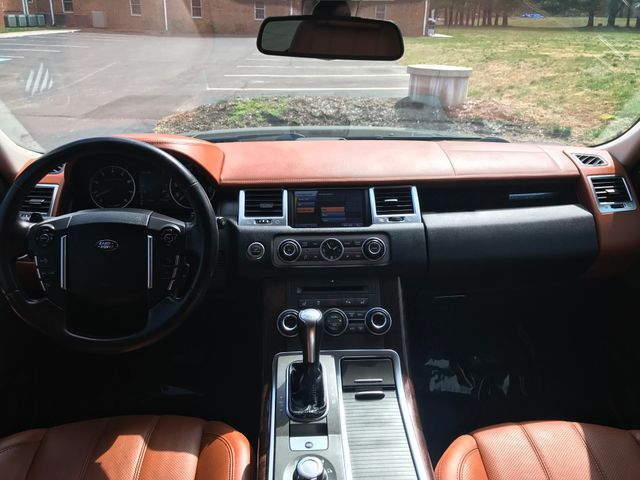 2011 Land Rover Range Rover Sport SC Leesburg, Virginia 17