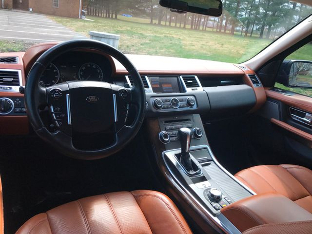 2011 Land Rover Range Rover Sport SC Leesburg, Virginia 16