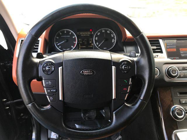 2011 Land Rover Range Rover Sport SC Leesburg, Virginia 18
