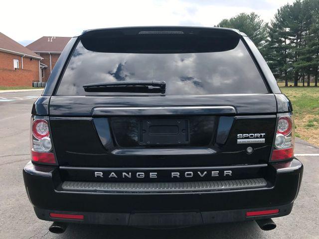 2011 Land Rover Range Rover Sport SC Leesburg, Virginia 7
